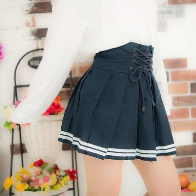 森ガールのスカート